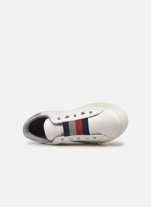 Sneakers Tommy Hilfiger Tommy 30435 Wit links