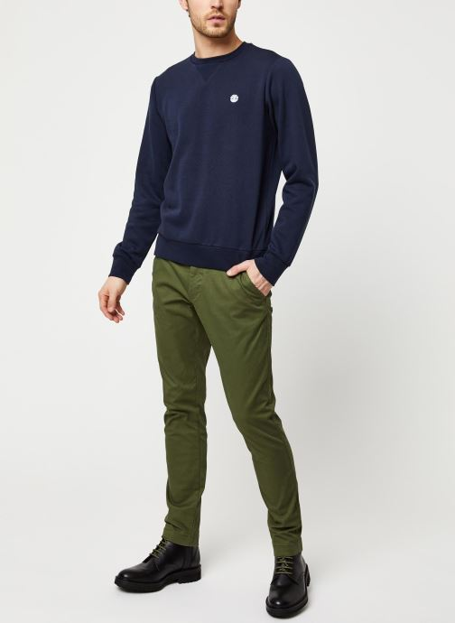 Vêtements Element Cornell Classic Cr Bleu vue bas / vue portée sac