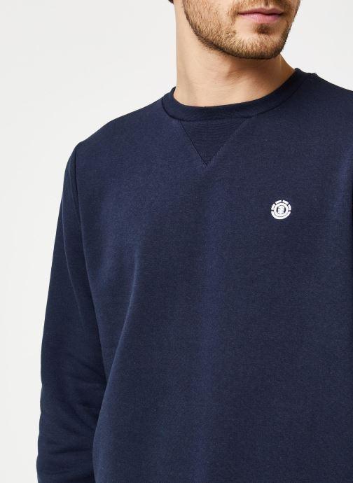 Vêtements Element Cornell Classic Cr Bleu vue face