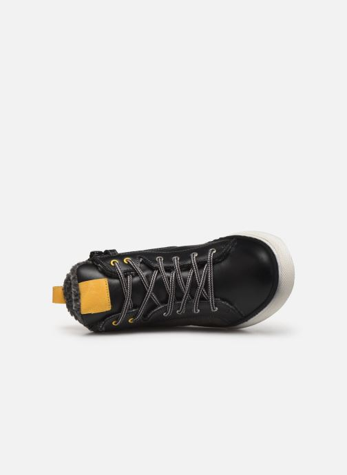 Deportivas I Love Shoes SONI LEATHER Gris vista lateral izquierda