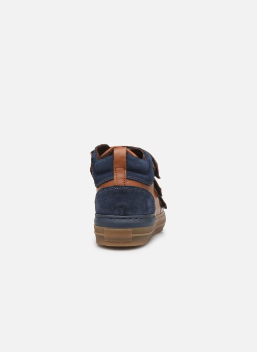 Trainers I Love Shoes SOHAN LEATHER Brown view from the right