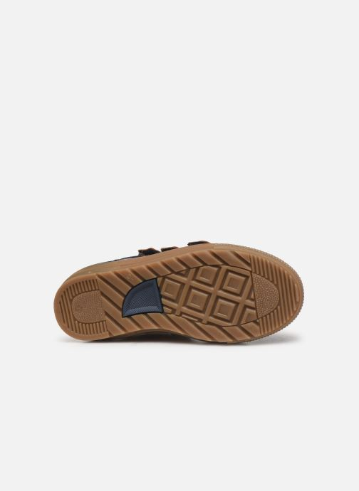 Trainers I Love Shoes SOHAN LEATHER Brown view from above