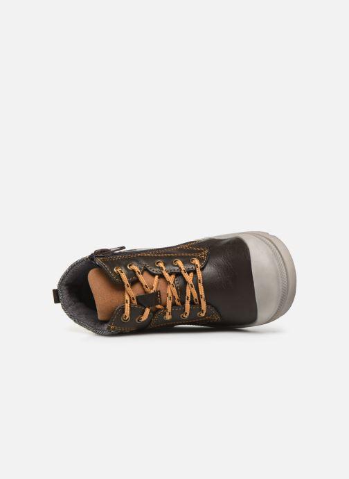 Bottines et boots NA! Ahel Marron vue gauche