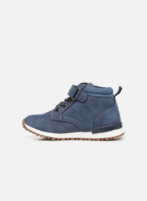 Ankle boots NA! Agostino Blue front view