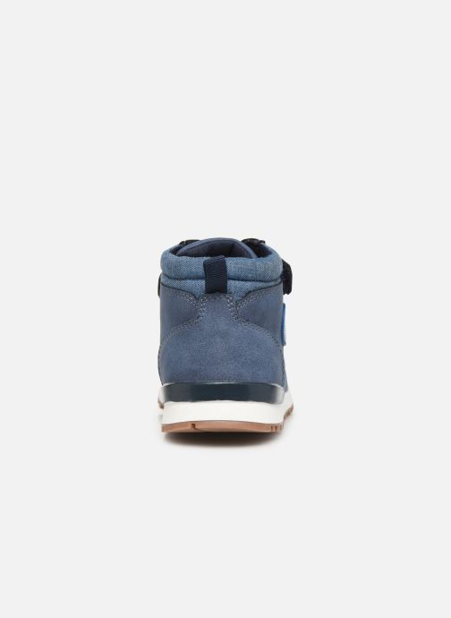 Ankle boots NA! Agostino Blue view from the right
