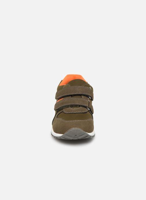 Baskets NA! Af Vert vue portées chaussures