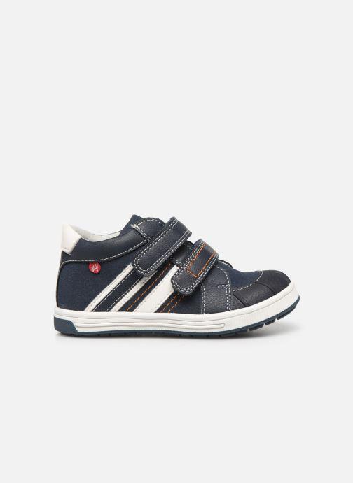 Sneakers NA! Avoue Blauw achterkant