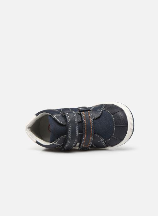 Sneakers NA! Avoue Blauw links