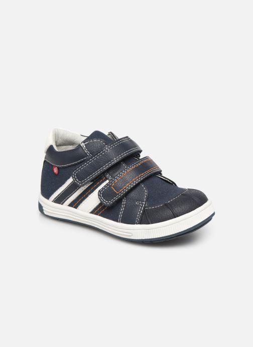 Sneakers NA! Avoue Blauw detail
