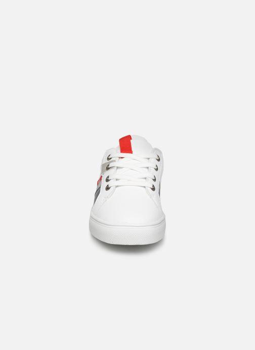 Sneakers NA! Dano Bianco modello indossato