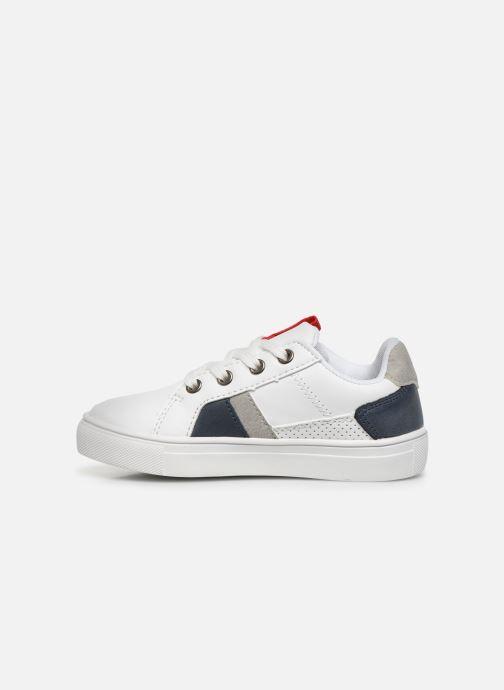 Sneakers NA! Dano Wit voorkant
