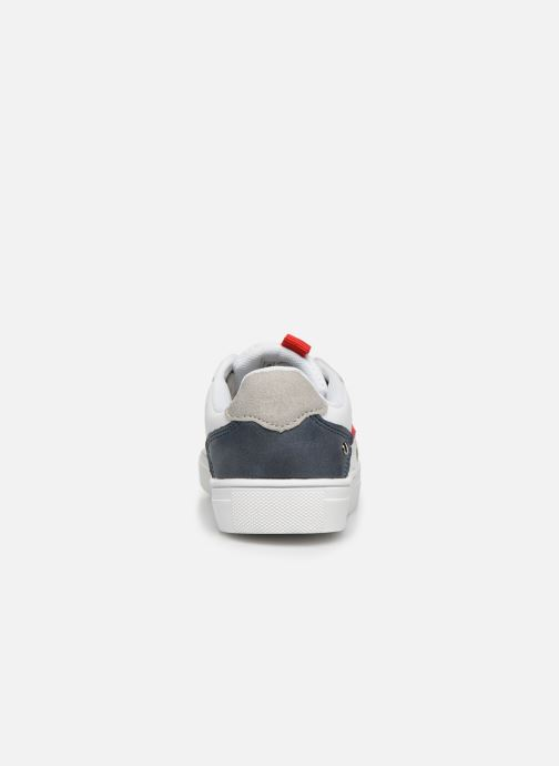 Sneakers NA! Dano Wit rechts