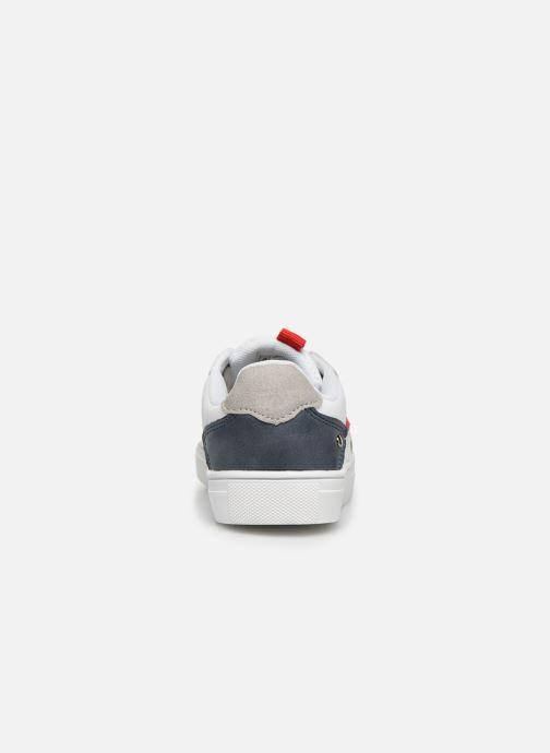 Sneakers NA! Dano Bianco immagine destra