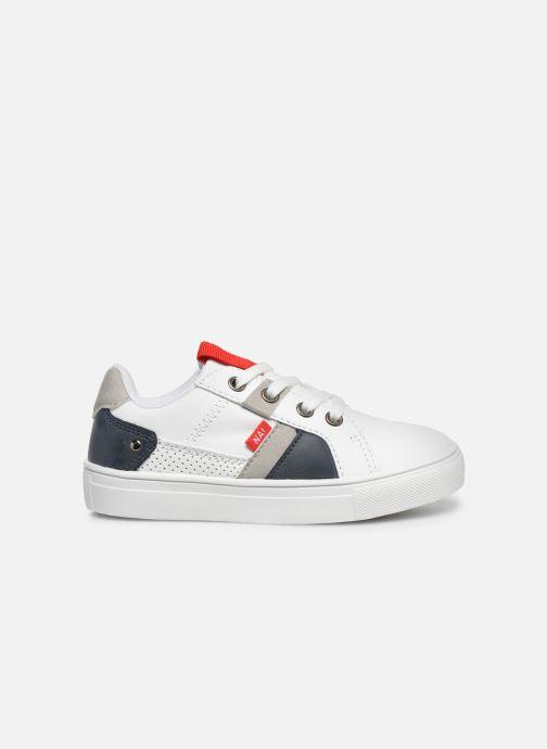 Sneakers NA! Dano Wit achterkant