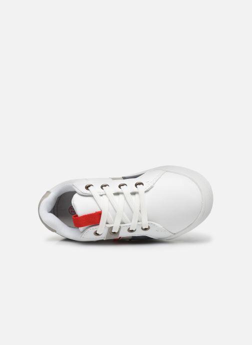 Sneakers NA! Dano Bianco immagine sinistra
