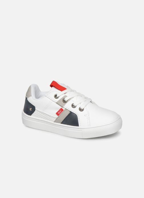 Sneakers NA! Dano Wit detail