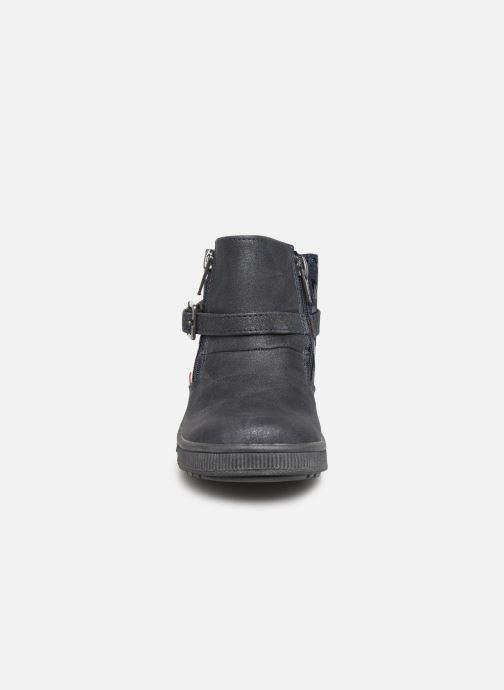 Bottines et boots NA! Adoree Bleu vue portées chaussures