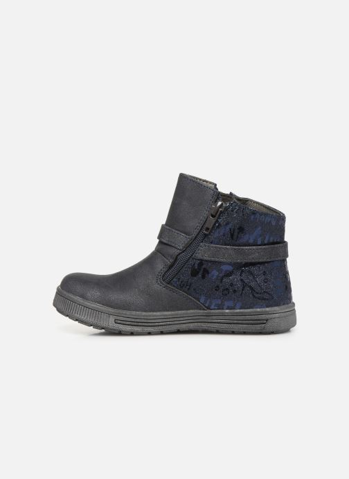 Ankle boots NA! Adoree Blue front view