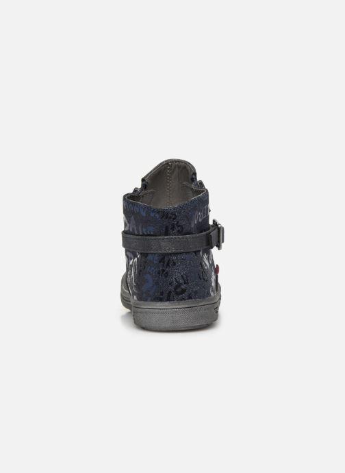 Bottines et boots NA! Adoree Bleu vue droite