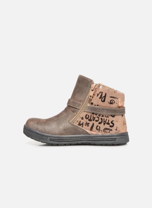 Boots en enkellaarsjes NA! Adoree Goud en brons voorkant