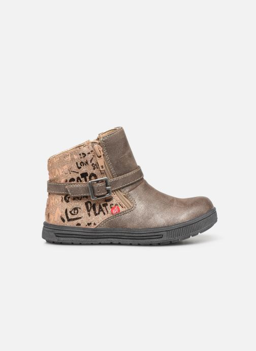 Bottines et boots NA! Adoree Or et bronze vue derrière