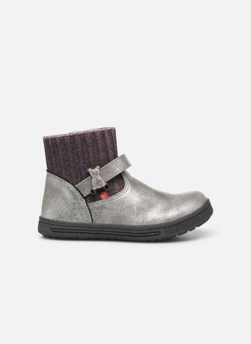 Boots en enkellaarsjes NA! Adamo Zilver achterkant