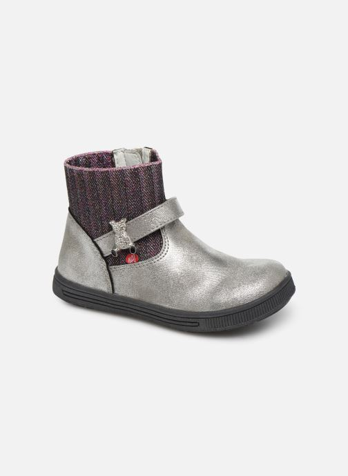 Ankle boots NA! Adamo Silver detailed view/ Pair view
