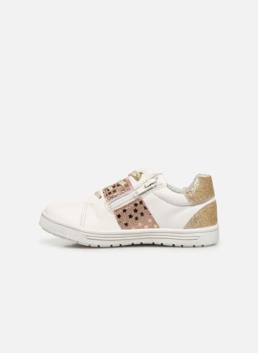 Sneakers NA! Acatana Bianco immagine frontale