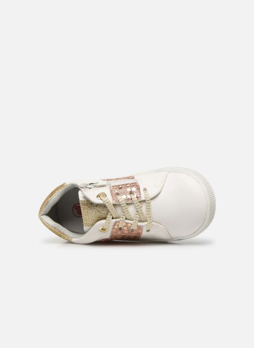 Sneakers NA! Acatana Bianco immagine sinistra