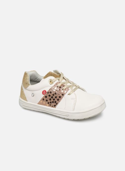 Sneakers NA! Acatana Wit detail