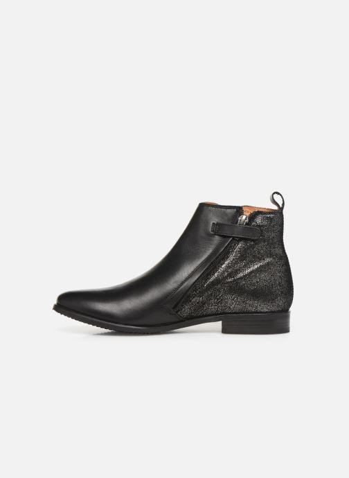 Bottines et boots Adolie Odeon Feather Noir vue face