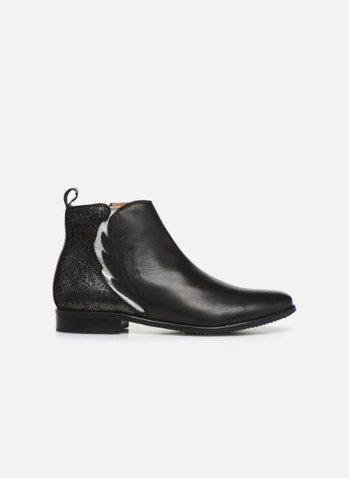 Bottines et boots Adolie Odeon Feather Noir vue derrière