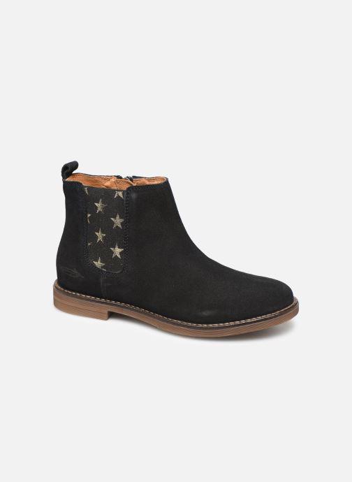 Bottines et boots Adolie Ginza Jodpur Bleu vue détail/paire