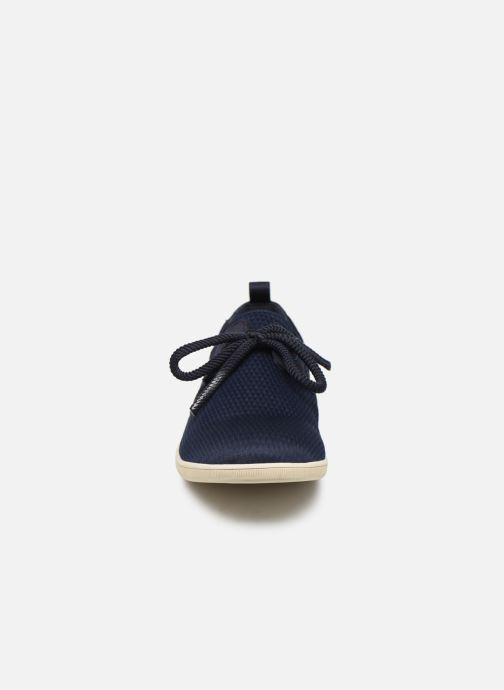 Sneakers Armistice Stone One M Diamond Azzurro modello indossato