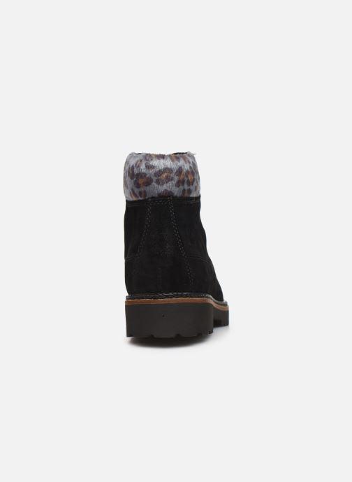 Bottines et boots Armistice Chock Ranger W Noir vue droite