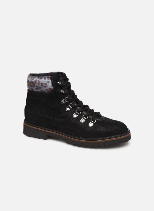 Ankelstøvler Armistice Chock Ranger W Sort detaljeret billede af skoene