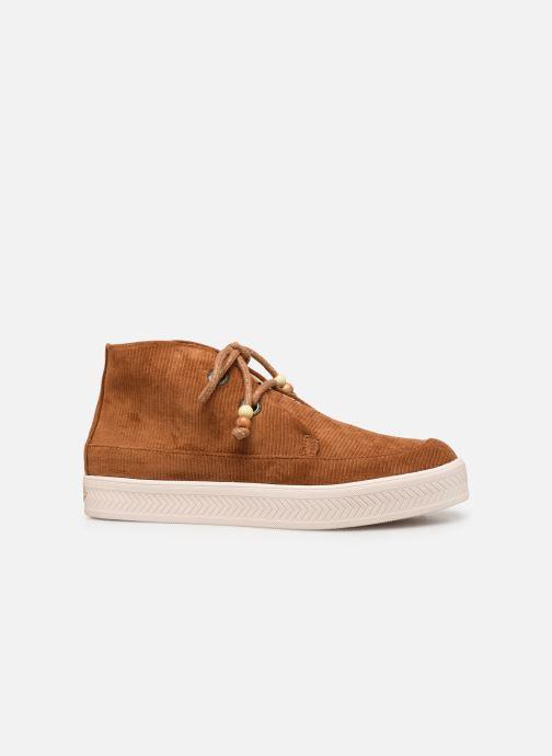 Sneakers Armistice Sonar Mid W Bruin achterkant