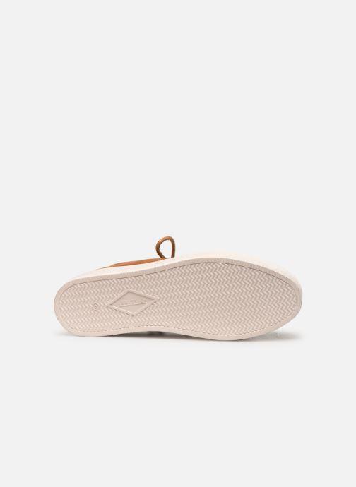 Sneakers Armistice Sonar Mid W Bruin boven