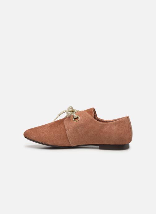 Chaussures à lacets Armistice Olympe Derby W Beige vue face