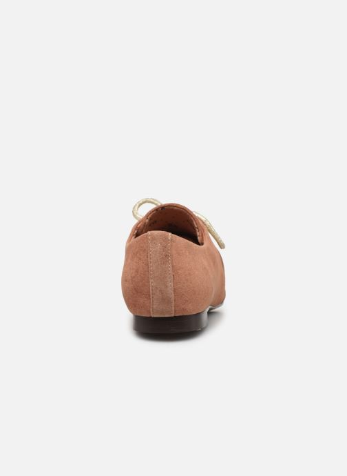Chaussures à lacets Armistice Olympe Derby W Beige vue droite