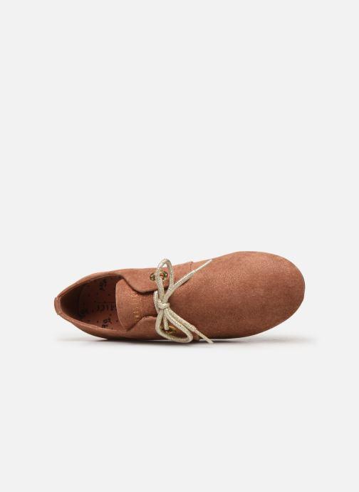 Chaussures à lacets Armistice Olympe Derby W Beige vue gauche