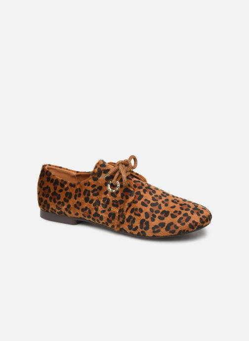 Lace-up shoes Armistice Olympe Derby W Brown detailed view/ Pair view