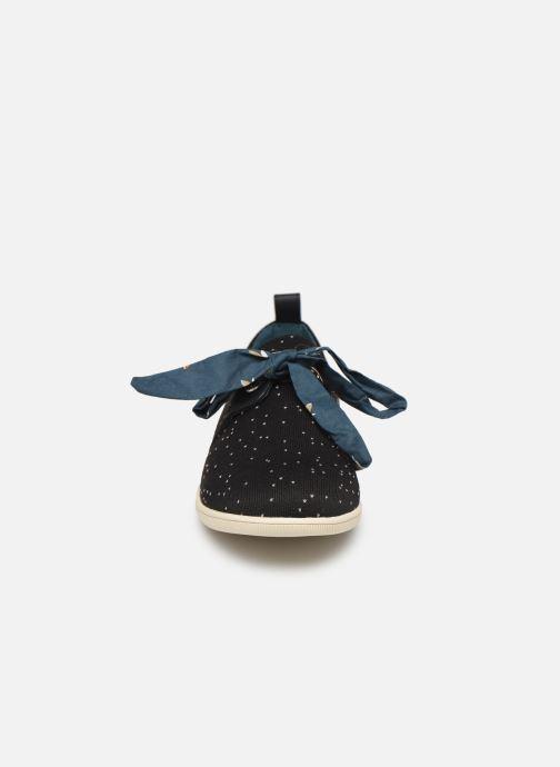 Baskets Armistice Stone One W Plumty Noir vue portées chaussures