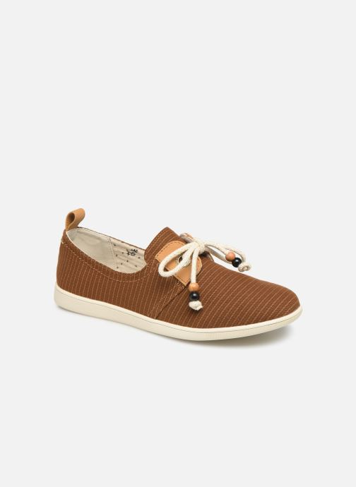 Baskets Armistice Stone One W Finger Marron vue détail/paire