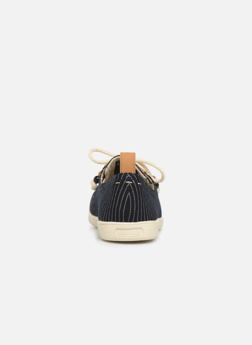 Sneakers Armistice Stone One W Finger Blauw rechts