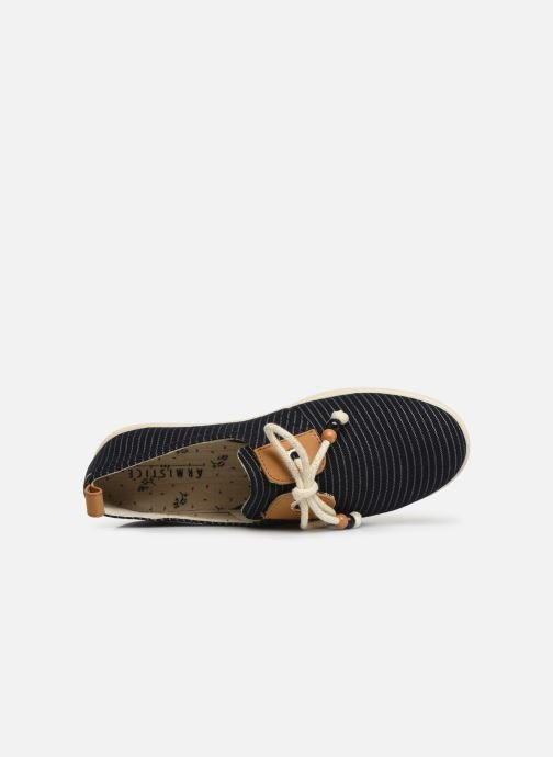 Sneakers Armistice Stone One W Finger Blauw links