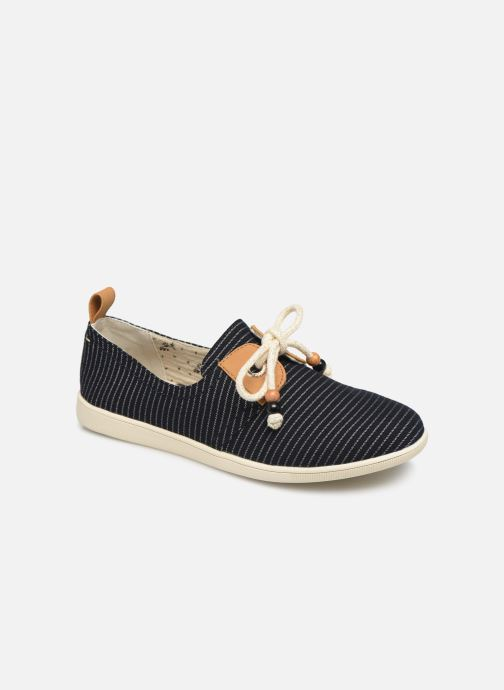 Sneakers Armistice Stone One W Finger Blauw detail