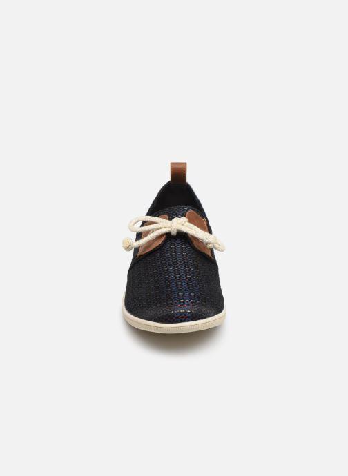 Baskets Armistice Stone One W Chambord Bleu vue portées chaussures