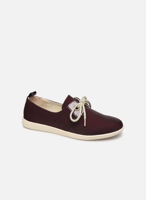 Baskets Armistice Stone One W Office Bordeaux vue détail/paire