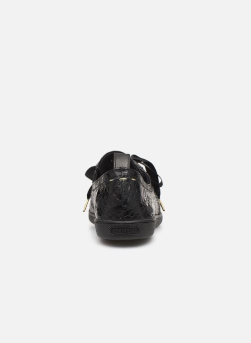 Sneakers Armistice Stone One W Crawl Zwart rechts